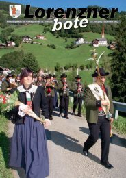 Lorenzner Bote - Ausgabe September 2012 (4,90 MB