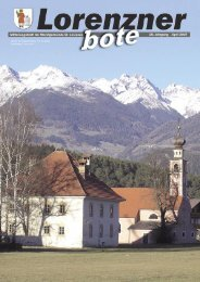Lorenzner Bote - Ausgabe April 2007 (1,78 MB) (0 bytes)