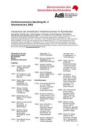 Verkehrsnummern-Nachtrag Nr. 5 Sammelrevers 2002