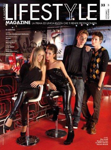 Lifestyle Magazine intervista - San Marino Annunci