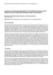 download - Burkhard Sanner - Geothermie