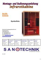Art.Nr: K60640 Symbolfoto - Sanotechnik