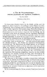 Teil 2. Schweiz Arch Neurol Psychiatr. 1925 - Sanp.ch