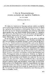 Teil 3. Schweiz Arch Neurol Psychiatr. 1925 - Sanp.ch