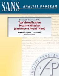 Top Virtualization Security Mistakes (and How to Avoid Them)