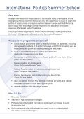 International Politics Summer School - St Antony's College - Page 2