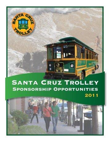 Santa Cruz Trolley - Santa Cruz Area Chamber of Commerce