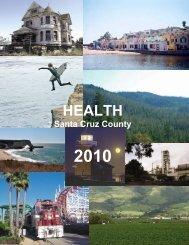 HEALTH - County of Santa Cruz Health Services Agency