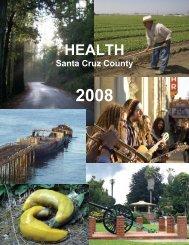 Version - County of Santa Cruz Health Services Agency
