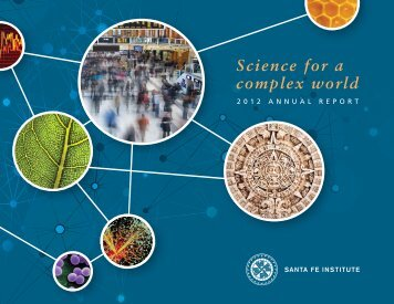 Science for a complex world - Santa Fe Institute