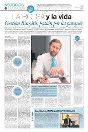 Gestión Bursátil en Prensa
