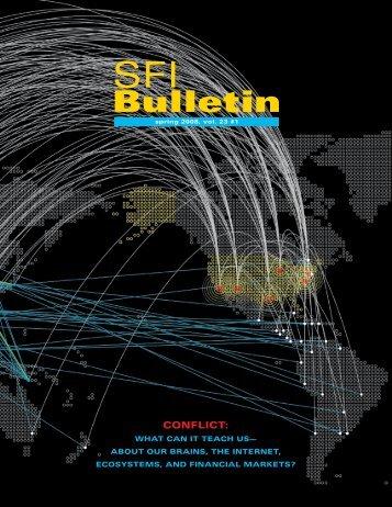 Bulletin - Santa Fe Institute