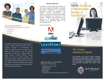 GBHS Academy of Multimedia Design & Technology - Santa Rosa ...