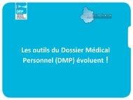 Plaquette d'information - Portail Santé Région Centre
