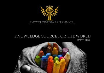 KNOWLEDGE SOURCE FOR THE WORLD