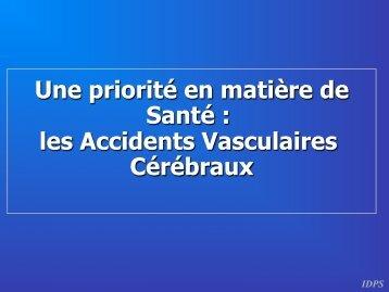 Accidents Vaculaires Cérébraux