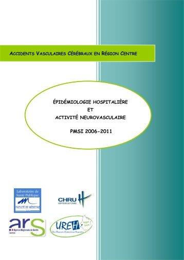 Épidémiologie hospitalière et activité neurovasculaire - Portail Santé ...