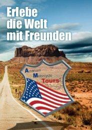 Touren- Termine 2011 - American Motorcycle Tours