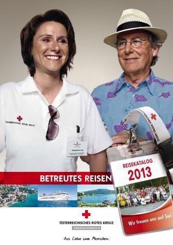 Download Reisekatalog 2013 - Österreichisches Rotes Kreuz