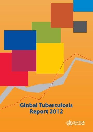 Global Tuberculosis Report -- 2012.pdf