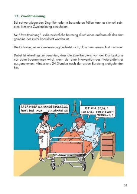 DIE RECHTE DER PATIENTEN - Patiente Vertriedung