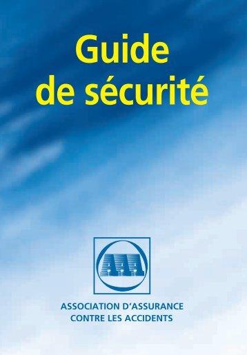 Guide de sécurité - AAA