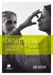 Dementia - libdoc.who.int - World Health Organization
