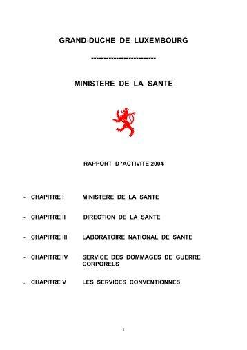 Français (pdf, 1113Ko) - Portail Santé