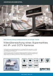 und CCTV Kameras - Santec-video.de