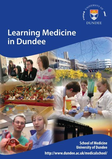 Learning Medicine in Dundee