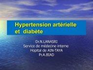 HTA et diabète
