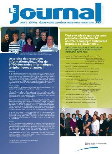 Journal interne juin 2010