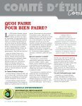 L'Écho du réseau - Mai 2011, Vol. 2, no 3 - Santé Montérégie - Page 6