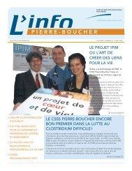 AVRIL 2009 - Santé Montérégie