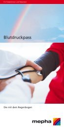 Blutdruckpass - Santoux.ch