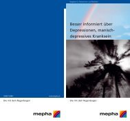 Depressionen (manisch-depressive) - Santoux.ch