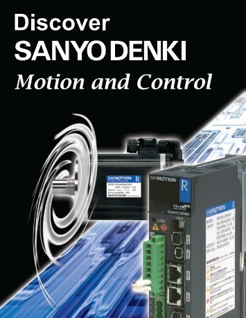 Sanyo Denki General Motion Products Catalog - Bay Advanced ...