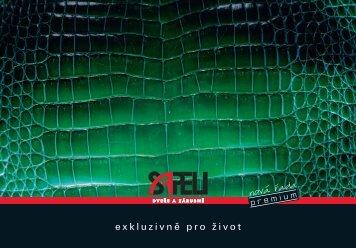 Katalog dveří Sapeli 2009 – Premium - Sapelky.cz