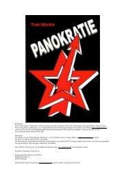 """Rechtliches: Der Text des Buches """"Panokratie"""" darf nur ... - Sapientia"""