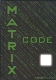Morpheus - Matrix Code - Sapientia