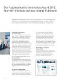 AUM_InnovationAward_Broschuere (PDF) - Automechanika ... - Seite 4