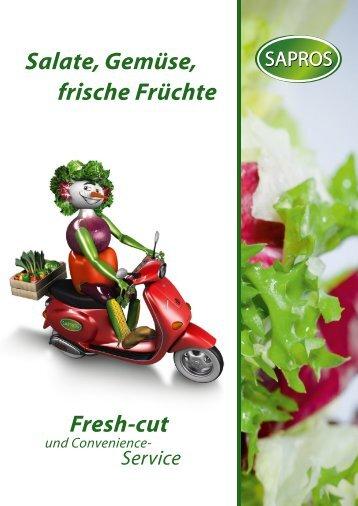 Produkte für GV / Catering / Gastronomie - SAPROS GmbH