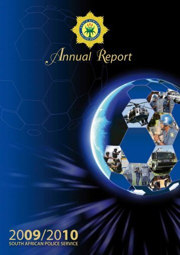 Annual Report 2009 - SAPS