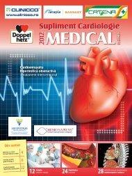 Supliment CARDIOLOGIE 2012-2013 - Saptamana Medicala