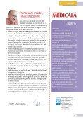 Keratoconusul – riscuri şi soluţii - Saptamana Medicala - Page 3