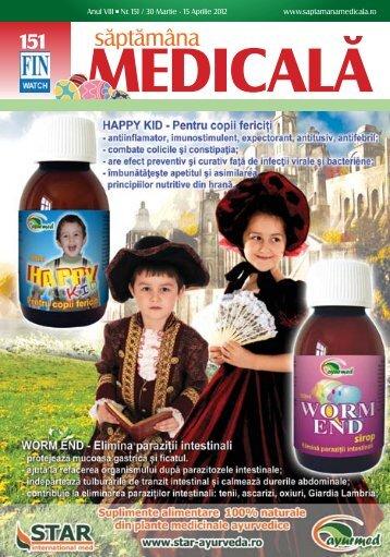 151 - Saptamana Medicala