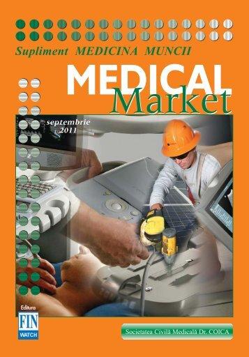 Supliment MEDICINA MUNCII final.qxp - Saptamana Medicala