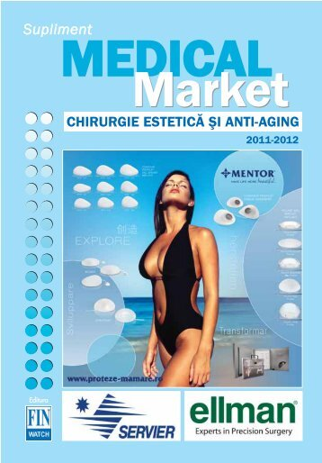 Supliment CHIRURGIE ESTETICA & ANTI AGING 2011-2012