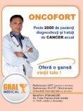 Supliment ONCOLOGIE 2012-2013 - Saptamana Medicala - Page 2
