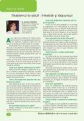 Citeste revista in format pdf - Saptamana Medicala - Page 4